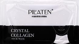 Духи, Парфюмерия, косметика Маска для шеи с коллагеном - Pilaten Collagen Crystal Neck Mask