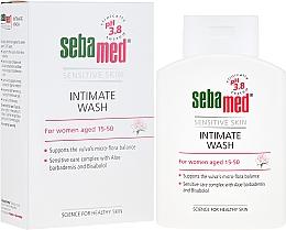 Духи, Парфюмерия, косметика Интимное мыло - Sebamed Feminine Intimate Wash pH 3.8