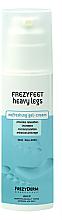Духи, Парфюмерия, косметика Крем- гель для уставших ног - Frezyderm Frezyfeet Heavy Legs Refreshing gel-cream