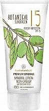 Духи, Парфюмерия, косметика Солнцезащитный лосьон - Australian Gold Botanical Sunscreen Premium Coverage Mineral Lotion SPF 15