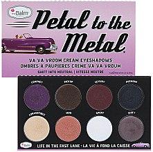 Духи, Парфюмерия, косметика Палетка теней для глаз - theBalm Petal To The Metal Shift Into Neutral