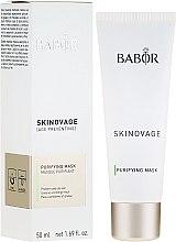 Духи, Парфюмерия, косметика Маска для проблемной кожи - Babor Skinovage Purifying Mask