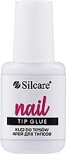 Духи, Парфюмерия, косметика Клей для типсов - Silcare Nail Tip Glue