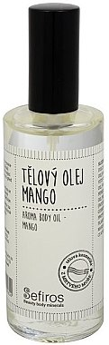 "Масло для тела ""Манго"" - Sefiros Mango Body Oil — фото N1"