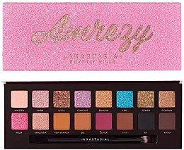 Духи, Парфюмерия, косметика Палетка теней для век - Anastasia Beverly Hills Amrezy Eyeshadow Palette
