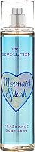 Духи, Парфюмерия, косметика Парфюмированный спрей для тела - I Heart Revolution Mermaid Splash Body Mist