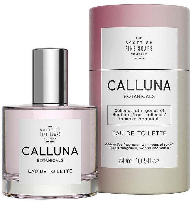 Scottish Fine Soaps Calluna Botanicals - Туалетная вода — фото N1