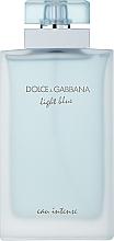 Духи, Парфюмерия, косметика Dolce & Gabbana Light Blue Eau Intense - Парфюмированная вода