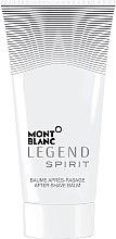 Духи, Парфюмерия, косметика Montblanc Legend Spirit - Бальзам после бритья