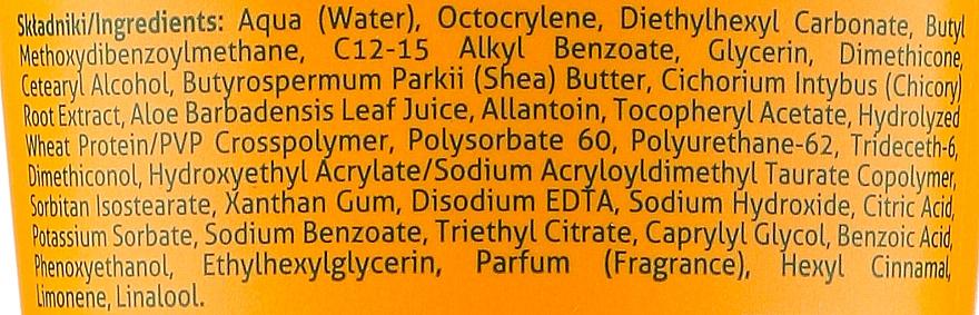 Водостойкая эмульсия для загара - Farmona Herbal Care Sun SPF 15 — фото N3