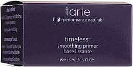 Духи, Парфюмерия, косметика Праймер для лица - Tarte Cosmetics Timeless Smoothing Primer