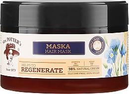 Духи, Парфюмерия, косметика Маска для поврежденных волос - Mrs. Potter's Triple Grain Regenerate