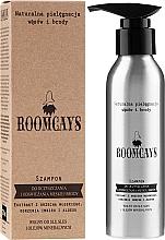 Духи, Парфюмерия, косметика Шампунь для очищения мужской бороды - Roomcays Shampoo