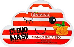 "Духи, Парфюмерия, косметика Маска-облачко для лица ""Манго"" - Bielenda Cloud Mask Mango Balango"