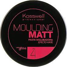 Духи, Парфюмерия, косметика Моделирующая паста для волос с матовым финишем - Kosswell Professional Dfine Moulding Matt 4