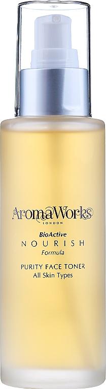 Тоник для лица - AromaWorks Purity Face Toner — фото N1