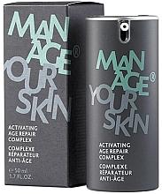 Духи, Парфюмерия, косметика Активный омолаживающий комплекс - Dr. Spiller Manage Your Skin Activating Age Repair Complex