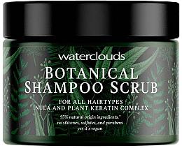 Духи, Парфюмерия, косметика Шампунь-скраб для волос - Waterclouds Botanical Shampoo Scrub