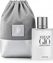 """Духи, Парфюмерия, косметика Подарочный кисет для парфюмерии, серый """"Perfume Dress"""" - MakeUp"""