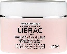 Духи, Парфюмерия, косметика Очищающий бальзам на основе масла - Lierac Double Nettoyant Baume-En-Huile