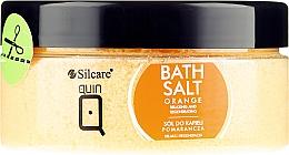 """Духи, Парфюмерия, косметика Соль для ванны """"Апельсин"""" - Silcare Quin Bath Salt Orange"""