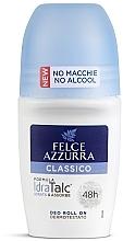 Духи, Парфюмерия, косметика Шариковый дезодорант - Felce Azzurra Deo Roll-on IdraTalc Classic