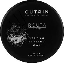 Духи, Парфюмерия, косметика Воск для укладки волос - Cutrin Routa Strong Styling Wax
