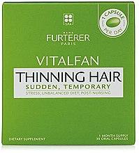 Духи, Парфюмерия, косметика Витамины от выпадения волос - Rene Furterer Vitalfan Stress Hair Loss Vitamins