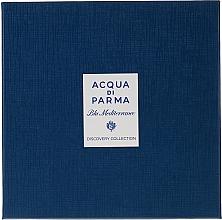 Духи, Парфюмерия, косметика Acqua Di Parma Blu Mediterraneo - Набор (edt/4x10ml)