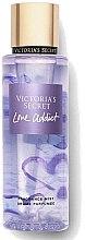 Духи, Парфюмерия, косметика Парфюмированный спрей для тела - Victoria's Secret Love Addict Fragrance Body Mist