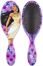 Духи, Парфюмерия, косметика Расческа для волос, Покахонтас - Wet Brush Disney Princess Original Detangler Pocahontas