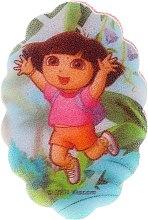 "Духи, Парфюмерия, косметика Мочалка детская ""Дора"", 169-5 - Suavipiel Dora Bath Sponge"