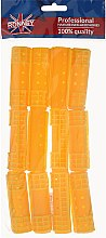 Духи, Парфюмерия, косметика Бигуди 20/65 мм, желтые - Ronney Hollow Magntic Rollers