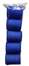 Духи, Парфюмерия, косметика Бигуди с липучкой 498788, 48 мм, синие - Inter-Vion