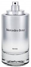 Духи, Парфюмерия, косметика Mercedes-Benz Silver - Туалетная вода (тестер без крышечки)