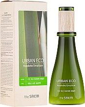Духи, Парфюмерия, косметика Эмульсия для лица с 83% экстрактом Новозеландского льна - The Saem Urban Eco Harakeke Emulsion