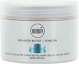 Духи, Парфюмерия, косметика Масло для тела - Naturativ Rich Body Butter Home Spa