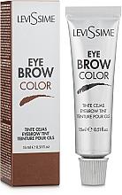 Духи, Парфюмерия, косметика Краска для бровей - LeviSsime Eye Brow Color