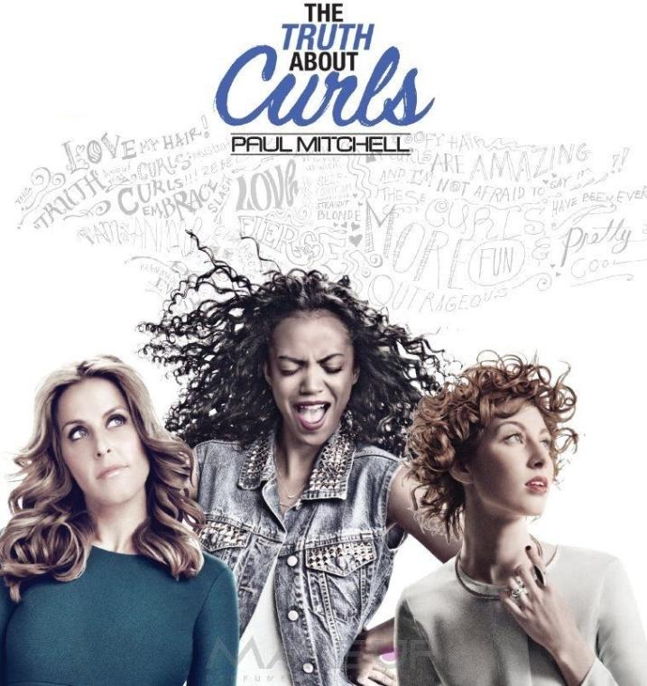 Крем-гель для текстурирования кудрявых волос - Paul Mitchell Curls Ultimate Wave — фото N3