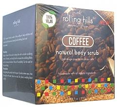 "Духи, Парфюмерия, косметика Скраб для тела ""Кофе"" - Rolling Hills Gommage Corps Naturel"