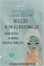 Духи, Парфюмерия, косметика Маска для лица - Dermaglin Slow Age
