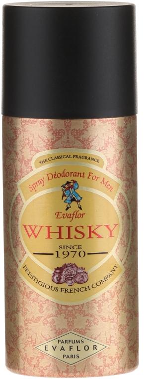 Evaflor Whisky - Дезодорант — фото N1