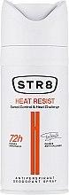 Духи, Парфюмерия, косметика Дезодорант - STR8 Heat Resist Antiperspirant Deodorant Spray