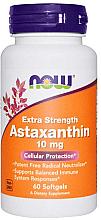 """Духи, Парфюмерия, косметика Антиоксидант """"Астаксантин"""", капсулы, 10 мг - Now Foods Astaxanthin Extra Strength"""