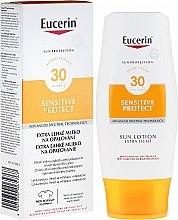 Духи, Парфюмерия, косметика Лосьон для тела экстралегкий SPF30 - Eucerin Sun Protection Lotion Extra Light SPF30