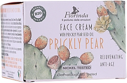 Духи, Парфюмерия, косметика Крем для лица - Florinda Fico D'Inda Regenerate Anti Age Cream