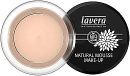 Духи, Парфюмерия, косметика Тональный мусс для лица - Lavera Natural Mousse Make Up Cream Foundation