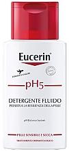 Духи, Парфюмерия, косметика Флюид для тела - Eucerin Ph5 Fluido Detergente