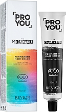 Духи, Парфюмерия, косметика Краска для волос - Revlon Professional Pro You The Color Maker Permanent Hair Color