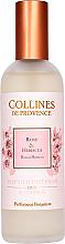 "Духи, Парфюмерия, косметика Аромат для дома ""Роза и Гибискус"" - Collines de Provence Rose & Hibiscus"